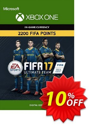 Fifa 17 - 2200 FUT Points (Xbox One) discount coupon Fifa 17 - 2200 FUT Points (Xbox One) Deal - Fifa 17 - 2200 FUT Points (Xbox One) Exclusive Easter Sale offer for iVoicesoft
