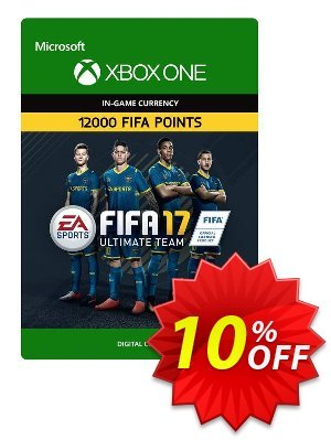 Fifa 17 - 12000 FUT Points (Xbox One) discount coupon Fifa 17 - 12000 FUT Points (Xbox One) Deal - Fifa 17 - 12000 FUT Points (Xbox One) Exclusive Easter Sale offer for iVoicesoft
