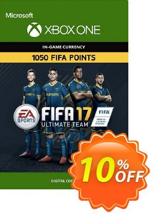 Fifa 17 - 1050 FUT Points (Xbox One) discount coupon Fifa 17 - 1050 FUT Points (Xbox One) Deal - Fifa 17 - 1050 FUT Points (Xbox One) Exclusive Easter Sale offer for iVoicesoft