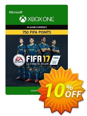 Fifa 17 - 750 FUT Points (Xbox One) 프로모션 코드 Fifa 17 - 750 FUT Points (Xbox One) Deal 프로모션: Fifa 17 - 750 FUT Points (Xbox One) Exclusive Easter Sale offer for iVoicesoft