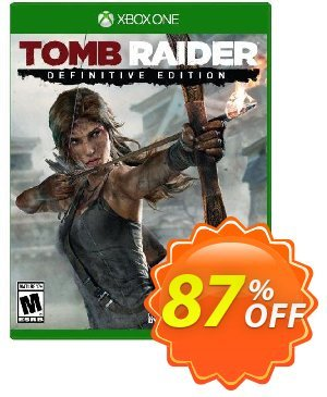 Tomb Raider Definitive Edition Xbox One (UK) discount coupon Tomb Raider Definitive Edition Xbox One (UK) Deal - Tomb Raider Definitive Edition Xbox One (UK) Exclusive Easter Sale offer for iVoicesoft