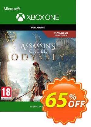 Assassin's Creed Odyssey Xbox One discount coupon Assassin's Creed Odyssey Xbox One Deal - Assassin's Creed Odyssey Xbox One Exclusive Easter Sale offer for iVoicesoft