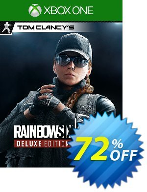 Tom Clancy's Rainbow Six Siege - Deluxe Edition Xbox One (US) discount coupon Tom Clancy's Rainbow Six Siege - Deluxe Edition Xbox One (US) Deal - Tom Clancy's Rainbow Six Siege - Deluxe Edition Xbox One (US) Exclusive Easter Sale offer for iVoicesoft