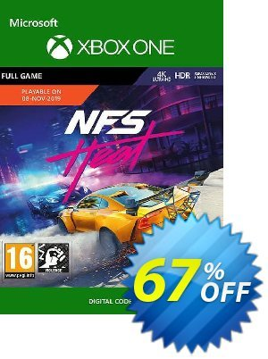 Need for Speed: Heat Xbox One (US) discount coupon Need for Speed: Heat Xbox One (US) Deal - Need for Speed: Heat Xbox One (US) Exclusive Easter Sale offer for iVoicesoft