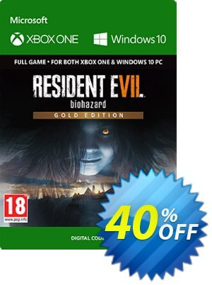 Resident Evil 7 - Biohazard Gold Edition Xbox One discount coupon Resident Evil 7 - Biohazard Gold Edition Xbox One Deal - Resident Evil 7 - Biohazard Gold Edition Xbox One Exclusive Easter Sale offer for iVoicesoft