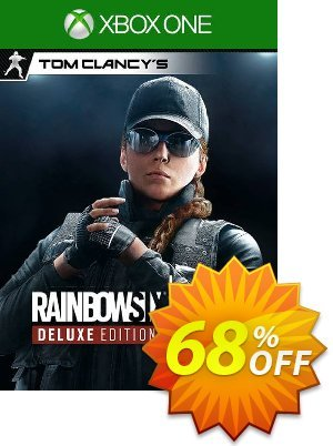 Tom Clancy's Rainbow Six Siege Deluxe Edition Xbox One UK discount coupon Tom Clancy's Rainbow Six Siege Deluxe Edition Xbox One UK Deal - Tom Clancy's Rainbow Six Siege Deluxe Edition Xbox One UK Exclusive Easter Sale offer for iVoicesoft