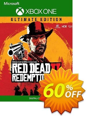 Red Dead Redemption 2: Ultimate Edtion Xbox One (UK) discount coupon Red Dead Redemption 2: Ultimate Edtion Xbox One (UK) Deal - Red Dead Redemption 2: Ultimate Edtion Xbox One (UK) Exclusive Easter Sale offer for iVoicesoft