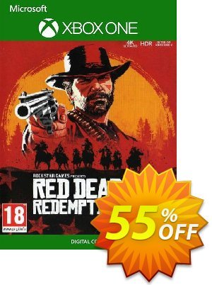 Red Dead Redemption 2 Xbox One (UK) discount coupon Red Dead Redemption 2 Xbox One (UK) Deal - Red Dead Redemption 2 Xbox One (UK) Exclusive Easter Sale offer for iVoicesoft