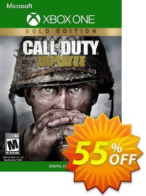 Call of Duty WWII - Gold Edition Xbox One (US) discount coupon Call of Duty WWII - Gold Edition Xbox One (US) Deal - Call of Duty WWII - Gold Edition Xbox One (US) Exclusive Easter Sale offer for iVoicesoft
