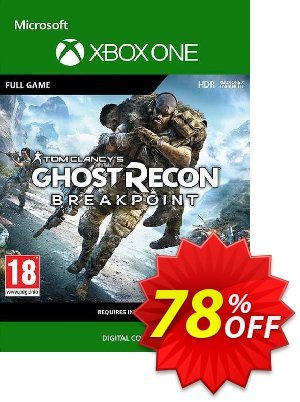 Tom Clancy's Ghost Recon Breakpoint Xbox One (UK) discount coupon Tom Clancy's Ghost Recon Breakpoint Xbox One (UK) Deal - Tom Clancy's Ghost Recon Breakpoint Xbox One (UK) Exclusive Easter Sale offer for iVoicesoft