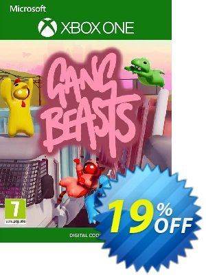 Gang Beasts Xbox One (US) discount coupon Gang Beasts Xbox One (US) Deal - Gang Beasts Xbox One (US) Exclusive Easter Sale offer for iVoicesoft