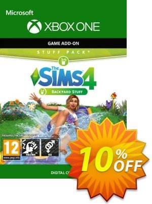 The Sims 4 - Backyard Stuff Xbox One discount coupon The Sims 4 - Backyard Stuff Xbox One Deal - The Sims 4 - Backyard Stuff Xbox One Exclusive Easter Sale offer for iVoicesoft