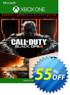 Call of Duty: Black Ops III - Zombies Deluxe Xbox One (UK) 프로모션 코드 Call of Duty: Black Ops III - Zombies Deluxe Xbox One (UK) Deal 프로모션: Call of Duty: Black Ops III - Zombies Deluxe Xbox One (UK) Exclusive Easter Sale offer for iVoicesoft
