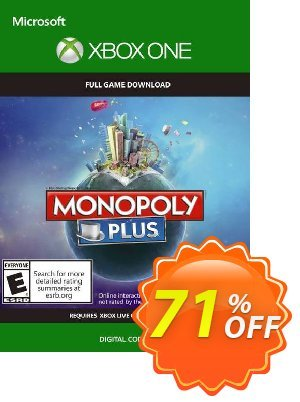 Monopoly Plus Xbox One (US) 프로모션 코드 Monopoly Plus Xbox One (US) Deal 프로모션: Monopoly Plus Xbox One (US) Exclusive Easter Sale offer for iVoicesoft