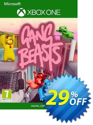 Gang Beasts Xbox One (UK) Coupon discount Gang Beasts Xbox One (UK) Deal. Promotion: Gang Beasts Xbox One (UK) Exclusive Easter Sale offer for iVoicesoft
