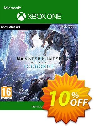 Monster Hunter World: Iceborne Xbox One discount coupon Monster Hunter World: Iceborne Xbox One Deal - Monster Hunter World: Iceborne Xbox One Exclusive Easter Sale offer for iVoicesoft