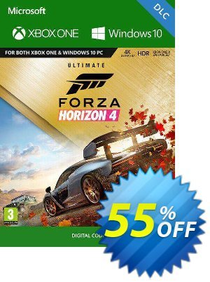 Forza Horizon 4 - Ultimate Upgrade Xbox One UK discount coupon Forza Horizon 4 - Ultimate Upgrade Xbox One UK Deal - Forza Horizon 4 - Ultimate Upgrade Xbox One UK Exclusive Easter Sale offer for iVoicesoft