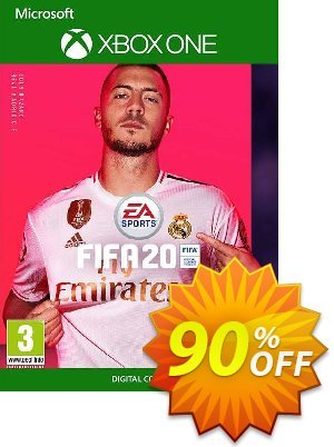FIFA 20 Xbox One (UK) 프로모션 코드 FIFA 20 Xbox One (UK) Deal 프로모션: FIFA 20 Xbox One (UK) Exclusive Easter Sale offer for iVoicesoft