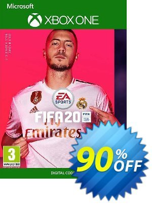 FIFA 20 Xbox One (UK) discount coupon FIFA 20 Xbox One (UK) Deal - FIFA 20 Xbox One (UK) Exclusive Easter Sale offer for iVoicesoft