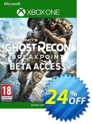 Tom Clancys Ghost Recon Breakpoint Beta Xbox One discount coupon Tom Clancys Ghost Recon Breakpoint Beta Xbox One Deal - Tom Clancys Ghost Recon Breakpoint Beta Xbox One Exclusive Easter Sale offer for iVoicesoft