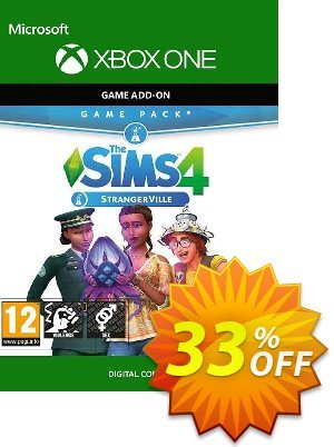 The Sims 4: StrangerVille Xbox One discount coupon The Sims 4: StrangerVille Xbox One Deal - The Sims 4: StrangerVille Xbox One Exclusive Easter Sale offer for iVoicesoft