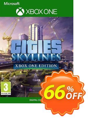 Cities: Skylines Xbox One (US) Coupon discount Cities: Skylines Xbox One (US) Deal. Promotion: Cities: Skylines Xbox One (US) Exclusive Easter Sale offer for iVoicesoft
