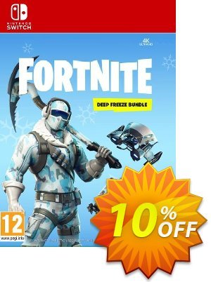 Fortnite Deep Freeze Bundle Switch discount coupon Fortnite Deep Freeze Bundle Switch Deal - Fortnite Deep Freeze Bundle Switch Exclusive Easter Sale offer for iVoicesoft
