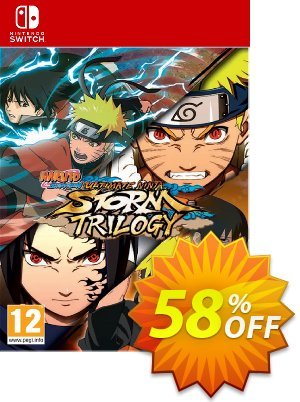 NARUTO SHIPPUDEN Ultimate Ninja Storm Trilogy Switch (EU) discount coupon NARUTO SHIPPUDEN Ultimate Ninja Storm Trilogy Switch (EU) Deal - NARUTO SHIPPUDEN Ultimate Ninja Storm Trilogy Switch (EU) Exclusive Easter Sale offer for iVoicesoft