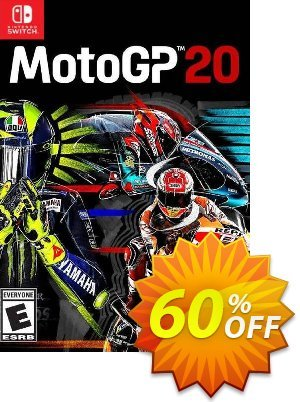 MotoGP 20 Switch (EU) discount coupon MotoGP 20 Switch (EU) Deal - MotoGP 20 Switch (EU) Exclusive Easter Sale offer for iVoicesoft