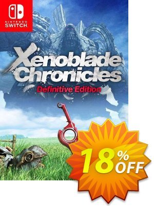 Xenoblade Chronicles - Definitive Edition Switch (EU) 優惠券,折扣碼 Xenoblade Chronicles - Definitive Edition Switch (EU) Deal,促銷代碼: Xenoblade Chronicles - Definitive Edition Switch (EU) Exclusive Easter Sale offer for iVoicesoft