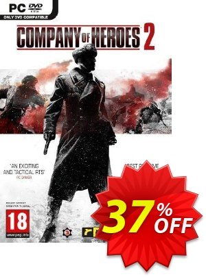 Company of Heroes 2 (PC) Coupon, discount Company of Heroes 2 (PC) Deal. Promotion: Company of Heroes 2 (PC) Exclusive offer for iVoicesoft