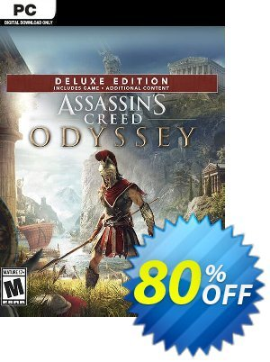 Assassins Creed Odyssey - Deluxe PC Coupon, discount Assassins Creed Odyssey - Deluxe PC Deal. Promotion: Assassins Creed Odyssey - Deluxe PC Exclusive offer for iVoicesoft