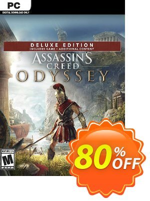 Assassins Creed Odyssey - Deluxe PC discount coupon Assassins Creed Odyssey - Deluxe PC Deal - Assassins Creed Odyssey - Deluxe PC Exclusive offer for iVoicesoft