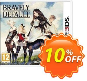 Bravely Default 3DS - Game Code 프로모션 코드 Bravely Default 3DS - Game Code Deal 프로모션: Bravely Default 3DS - Game Code Exclusive Easter Sale offer for iVoicesoft