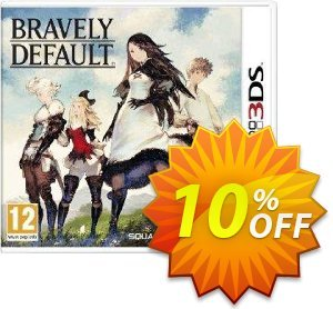 Bravely Default 3DS - Game Code discount coupon Bravely Default 3DS - Game Code Deal - Bravely Default 3DS - Game Code Exclusive Easter Sale offer for iVoicesoft