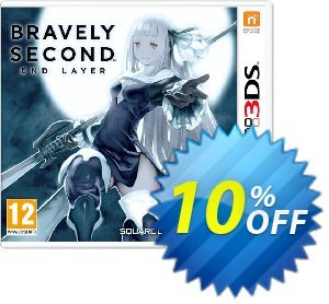 Bravely Second End Layer 3DS - Game Code 프로모션 코드 Bravely Second End Layer 3DS - Game Code Deal 프로모션: Bravely Second End Layer 3DS - Game Code Exclusive Easter Sale offer for iVoicesoft