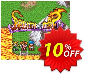 Breath of Fire 3DS - Game Code (ENG) discount coupon Breath of Fire 3DS - Game Code (ENG) Deal - Breath of Fire 3DS - Game Code (ENG) Exclusive Easter Sale offer for iVoicesoft