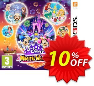 Disney Magical World 2 3DS - Game Code 프로모션 코드 Disney Magical World 2 3DS - Game Code Deal 프로모션: Disney Magical World 2 3DS - Game Code Exclusive Easter Sale offer for iVoicesoft