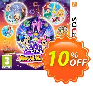 Disney Magical World 2 3DS - Game Code discount coupon Disney Magical World 2 3DS - Game Code Deal - Disney Magical World 2 3DS - Game Code Exclusive Easter Sale offer for iVoicesoft