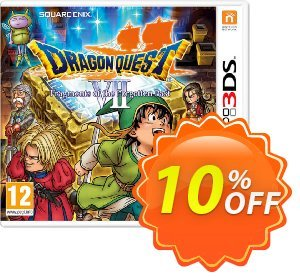 Dragon Quest VII 7: Fragments of the Forgotten Past 3DS - Game Code discount coupon Dragon Quest VII 7: Fragments of the Forgotten Past 3DS - Game Code Deal - Dragon Quest VII 7: Fragments of the Forgotten Past 3DS - Game Code Exclusive Easter Sale offer for iVoicesoft