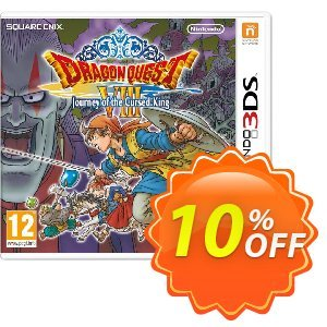 Dragon Quest VIII 8 Journey of the Cursed King 3DS - Game Code 프로모션 코드 Dragon Quest VIII 8 Journey of the Cursed King 3DS - Game Code Deal 프로모션: Dragon Quest VIII 8 Journey of the Cursed King 3DS - Game Code Exclusive Easter Sale offer for iVoicesoft
