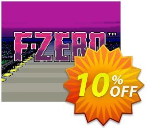 F-Zero 3DS - Game Code (ENG) 프로모션 코드 F-Zero 3DS - Game Code (ENG) Deal 프로모션: F-Zero 3DS - Game Code (ENG) Exclusive Easter Sale offer for iVoicesoft