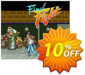 Final Fight 3DS - Game Code (ENG) discount coupon Final Fight 3DS - Game Code (ENG) Deal - Final Fight 3DS - Game Code (ENG) Exclusive Easter Sale offer for iVoicesoft