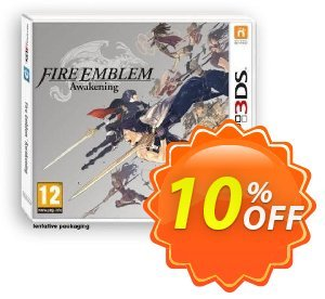 Fire Emblem: Awakening 3DS - Game Code discount coupon Fire Emblem: Awakening 3DS - Game Code Deal - Fire Emblem: Awakening 3DS - Game Code Exclusive Easter Sale offer for iVoicesoft