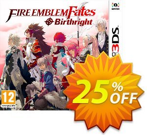 Fire Emblem Fates 3DS - Game Code discount coupon Fire Emblem Fates 3DS - Game Code Deal - Fire Emblem Fates 3DS - Game Code Exclusive Easter Sale offer for iVoicesoft