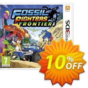 Fossil Fighters Frontier 3DS - Game Code discount coupon Fossil Fighters Frontier 3DS - Game Code Deal - Fossil Fighters Frontier 3DS - Game Code Exclusive Easter Sale offer for iVoicesoft