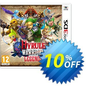 Hyrule Warriors Legends 3DS - Game Code 優惠券,折扣碼 Hyrule Warriors Legends 3DS - Game Code Deal,促銷代碼: Hyrule Warriors Legends 3DS - Game Code Exclusive Easter Sale offer for iVoicesoft