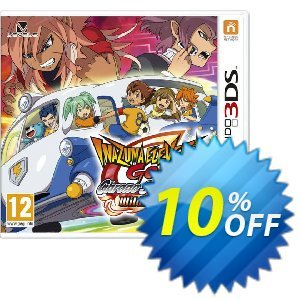 Inazuma Eleven GO Chrono Stones: Wildfire 3DS - Game Code Coupon, discount Inazuma Eleven GO Chrono Stones: Wildfire 3DS - Game Code Deal. Promotion: Inazuma Eleven GO Chrono Stones: Wildfire 3DS - Game Code Exclusive Easter Sale offer for iVoicesoft
