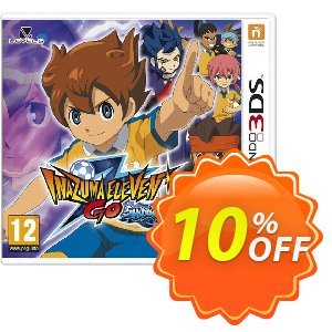 Inazuma Eleven Go: Shadow 3DS - Game Code discount coupon Inazuma Eleven Go: Shadow 3DS - Game Code Deal - Inazuma Eleven Go: Shadow 3DS - Game Code Exclusive Easter Sale offer for iVoicesoft