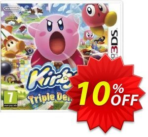 Kirby: Triple Deluxe 3DS - Game Code discount coupon Kirby: Triple Deluxe 3DS - Game Code Deal - Kirby: Triple Deluxe 3DS - Game Code Exclusive Easter Sale offer for iVoicesoft